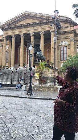 Il Teatro Massimo è il massimo