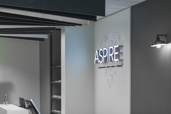 Aspire Lounge - Birmingham Airport South