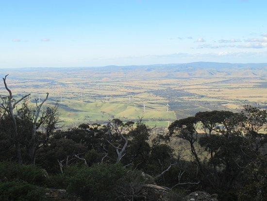 Warrak, Australia: View