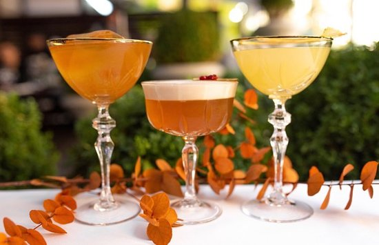 Коктейлі/Cocktails