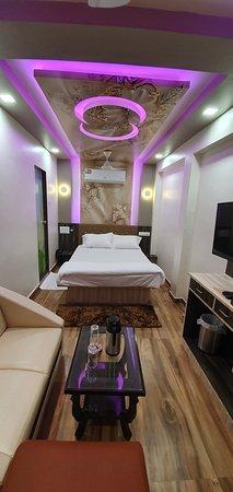 Savarkundla, India: Deluxe room