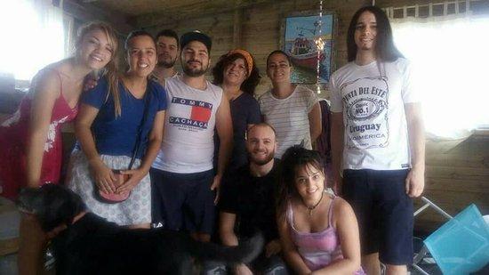 Balneario Buenos Aires, Uruguay: ¡Gracias por su preferencia, chiques!
