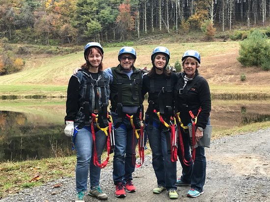 Buffalo Mountain Ziplines