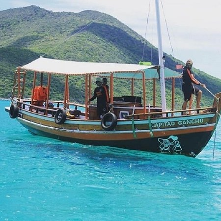 Embarcacao Capitao Gancho