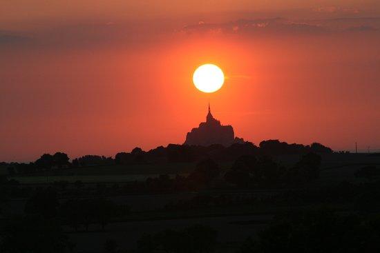 Servon, Ranska: de fabuleux couchers de soleil!