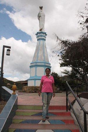 Cesar Department, Colombia: Cerro de La Virgen, en Río de Oro. Te invito a disfrutar de un recorrido por este atractivo turístico  en este hermoso municipio del sur del Cesar. Te vas a querer quedar.