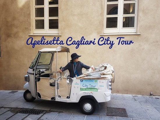‪ApeLisetta City Tour‬