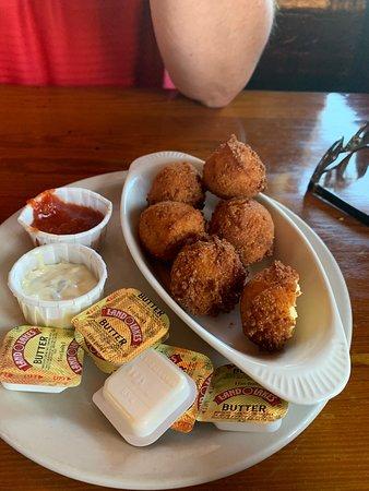 Best food in Galveston!