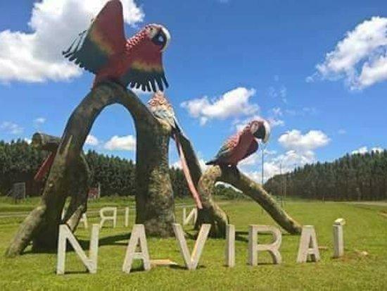 Navirai, MS: Naviraí, estado de Mato Grosso do Sul, foi onde nascí;