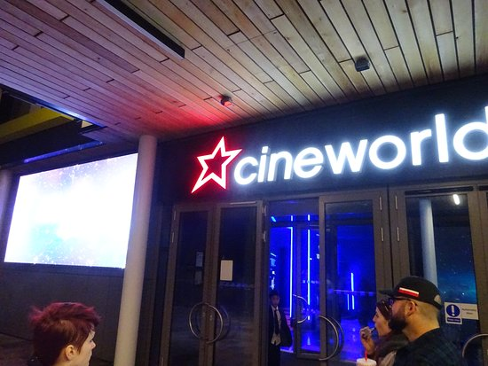 Cineworld Plymouth