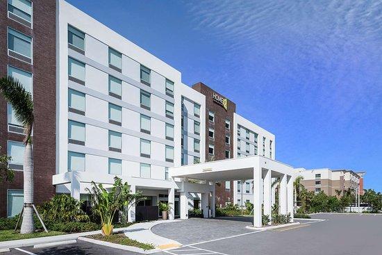 Home2 Suites By Hilton Ft Lauderdale Airport Cruise Port 93 1 3 7 Prices Hotel Reviews Dania Beach Fl Tripadvisor