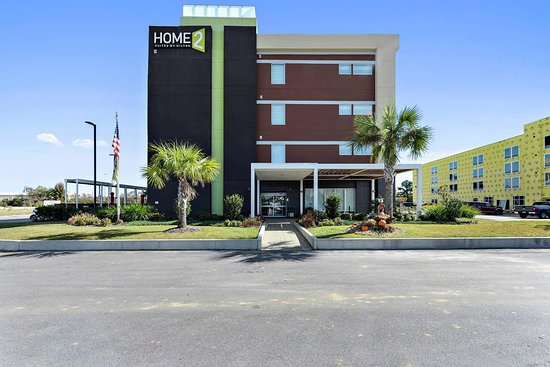 Great Price And Location Of Hotel Review Of Home2 Suites