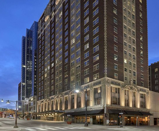 Hotel Phillips Kansas City Curio Collection By Hilton Updated