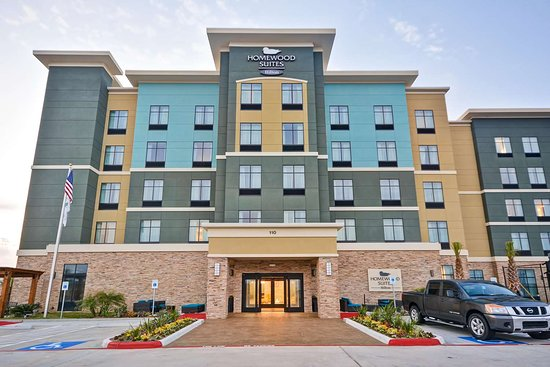 Homewood Suites By Hilton Galveston Hotel