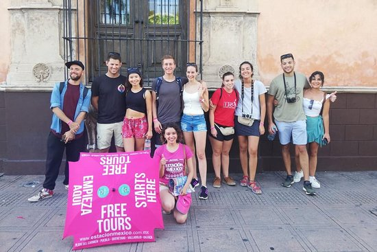 Estación México Free Tours Mérida