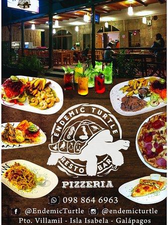 Pizza y más variedades de sabor...