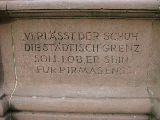 Schuster-Joss-Brunnen