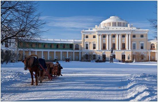 Palazzo e parco Pavlovsk
