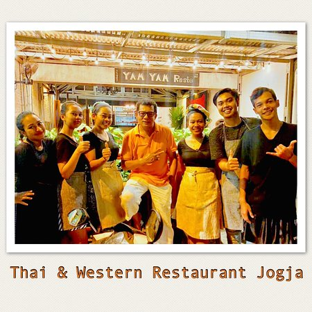 The place where people meet at YAM YAM Thai & Western Restaurant Yogyakarta  #foodpotography #instafood #kulinerjogja #jogjacarimakan #jogjafoodhunter #jogjacurinary #thebestintown #jogja24jam #prawirotaman #makanenakjogja #makanjogja #restaurantjogja #restaurantyogyakarta #thairestaurantjogja #thairestaurantyogyakarta #makananthailandjogja #yamyamrestaurantjogja #yamyamjogja #yamyamyogyakarta #thaifoodjogja #yogyakuliner