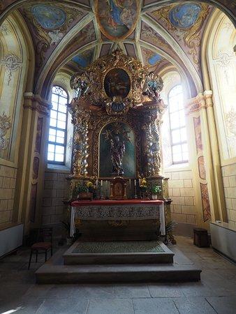 Nova Rise, สาธารณรัฐเช็ก: St. Anna Kapelle