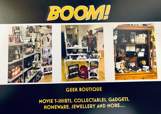 Boom and Mini Boom