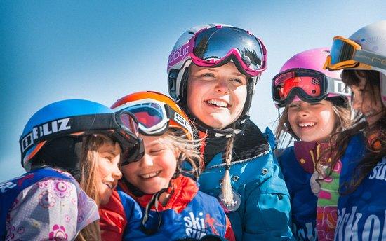 Rottneros, Σουηδία: Ski Sunne - Skidskola