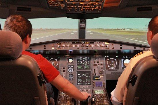 Flugsimulator Dueren