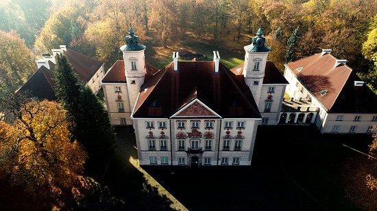 Muzeum Wnetrz w Otwocku Wielkim