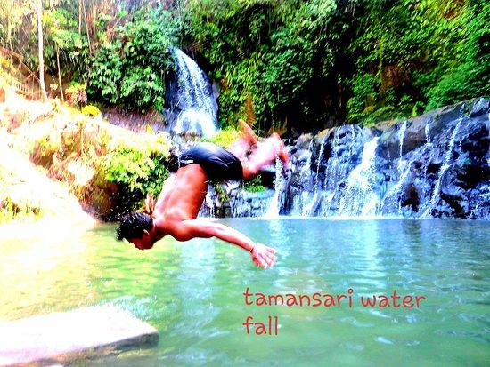 Taman Sari Waterfall And Natural Pool