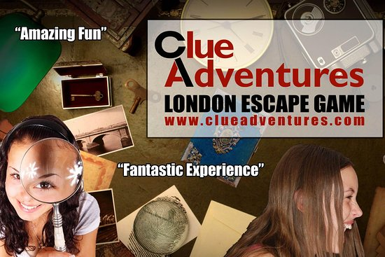 ‪Clue Adventures London‬