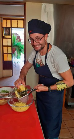 Enjoy the experience with LOCALS - Tierra Etnica Culinary Tour