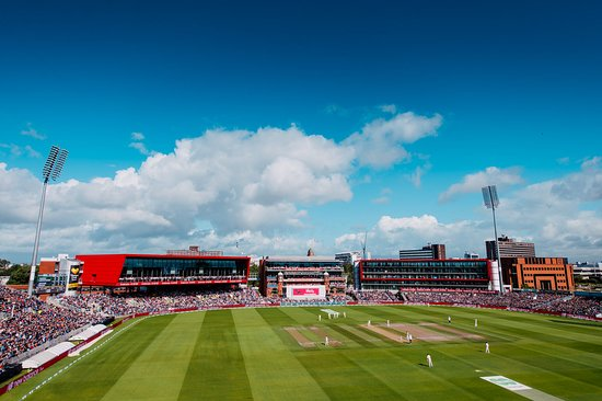 Emirates Old Trafford Cricket Ground during the 4th Specsavers Ashes Test 2019
