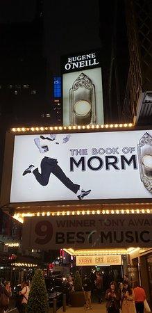 Book of mormon new york