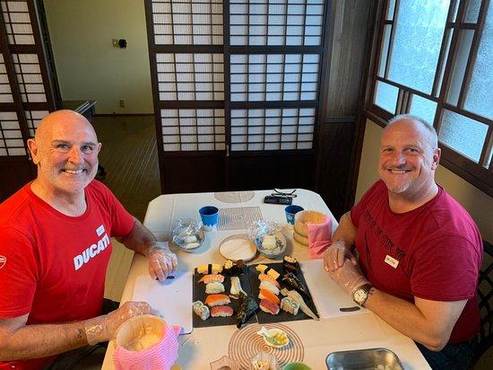 Fujiyama Sushi-Making Tour