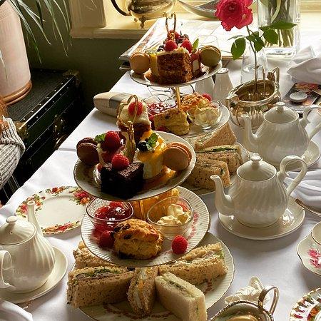 Afternoon Tea at Café FeVa