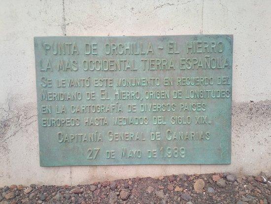 Meridiano Zero Monument