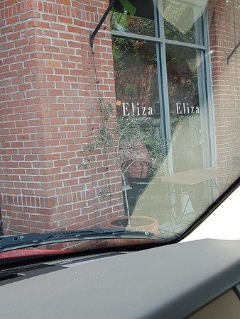 Eliza Restaurant & Bar: Storefront