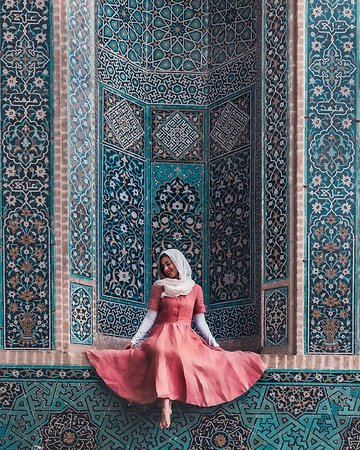Jame mosque  Y   a   z   d/I   R   A   N👑