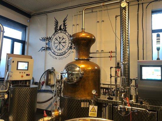 Eimverk Distillery รูปภาพ