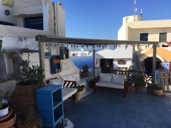 All About Santorini