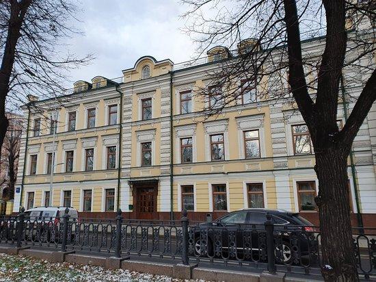 Дом цехового Алексея Стрельцова