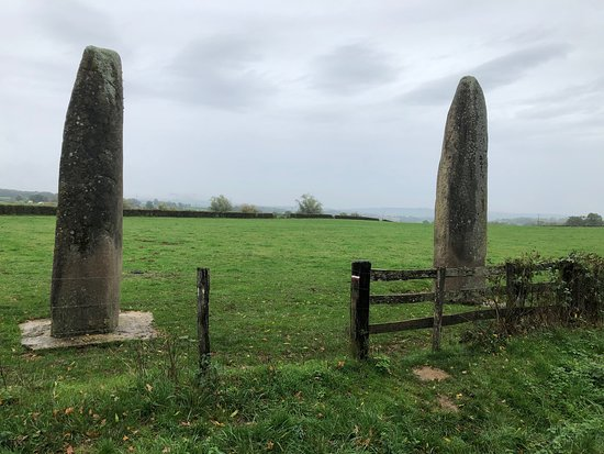 Menhirs dÉpoigny