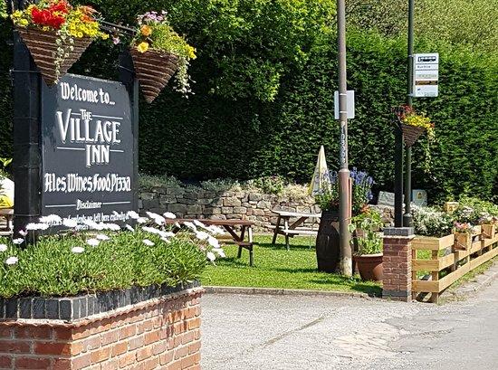 The Village Inn Marehay Ripley Menu Prices Restaurant