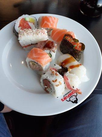 kupittaa citymarket sushi