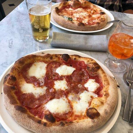 Pizza davvero buona e digeribile