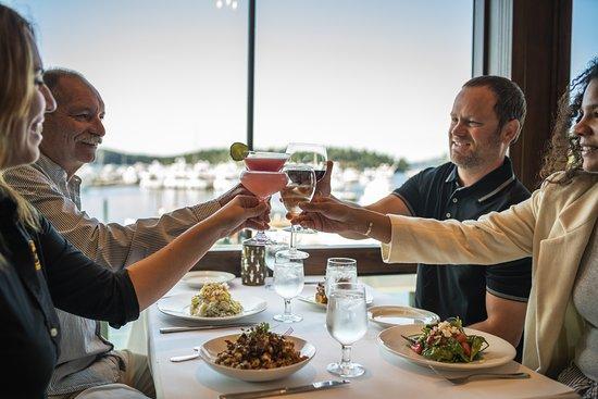 Mcmillin S Dining Room Roche Harbor Menu Prices Restaurant Reviews Tripadvisor
