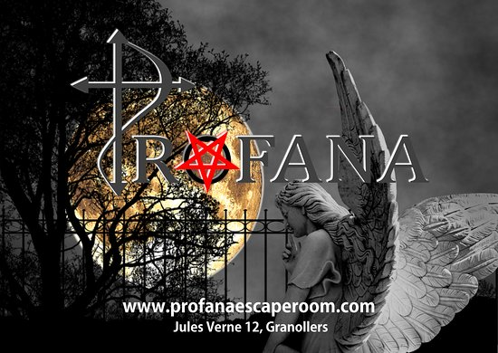 Profana Escape Room