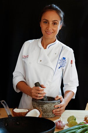 Chef Ana Carolina Garcia