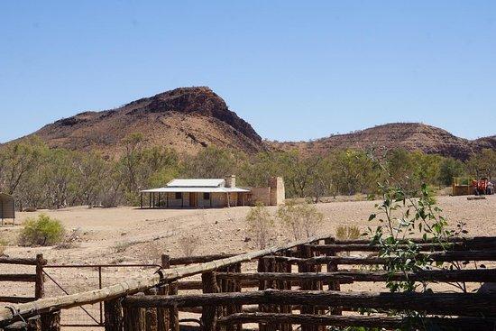 Флиндерс, Австралия: Looking towards the Vulkathunha-Gammon Ranges NP