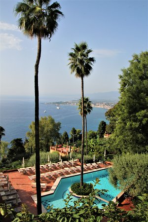 View From The Terrace At Breakfast Picture Of Hotel Villa